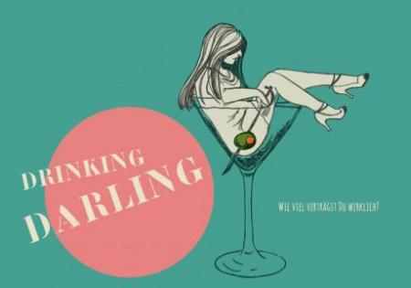 Life is aMAZEing – support yourself! *Drinking Darling