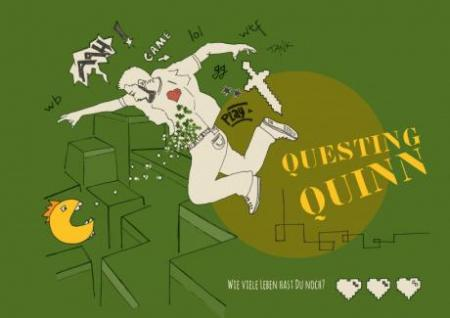 Life is aMAZEing – support yourself! *Questing Quinn